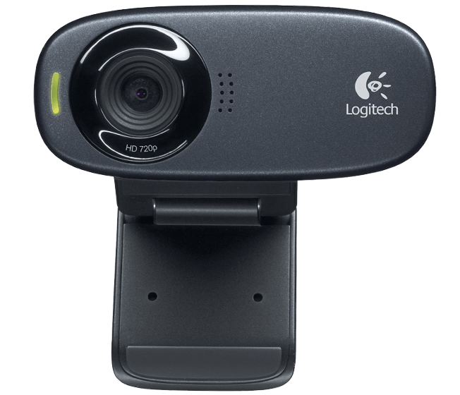 Logitech Camera 960-000585 Webcam C310 USB 720p 1280x720 with Microphone Retail