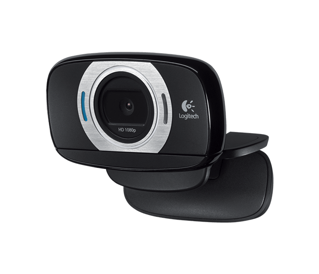 Logitech Camera 960-000733 Webcam C615 USB 1080p with Microphone Retail