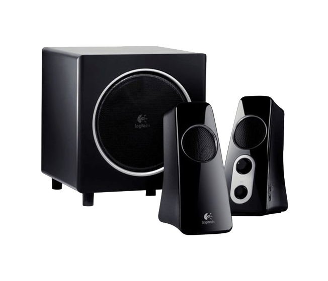 Logitech Z523 Speaker System 980-000319 2.1 Omnidirectional 40W 360Degree Retail - V&L Canada