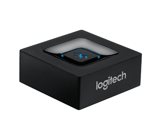 Logitech 980-000910 15m Black Bluetooth music audio receiver