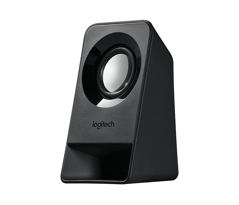 Logitech Z213 2.1channels 7W Black speaker set (980-000941) - V&L Canada