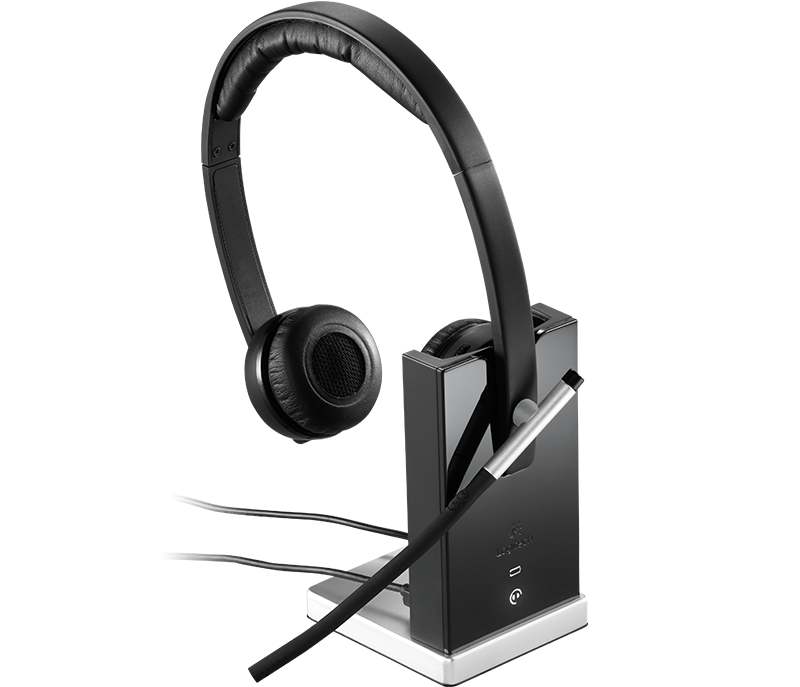 Logitech H820e Wireless Dual Headset (981-000516)