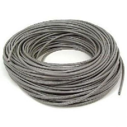 Belkin A7J304-1000-H Cat5E RJ45 Patch Cable Bulk - 1000-Foot (Gray) - V&L Canada