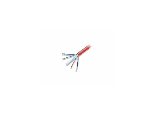 Belkin Cat6 Patch Cable - 1000ft- Red 305m Red networking cable  (A7L704-1000-RED)