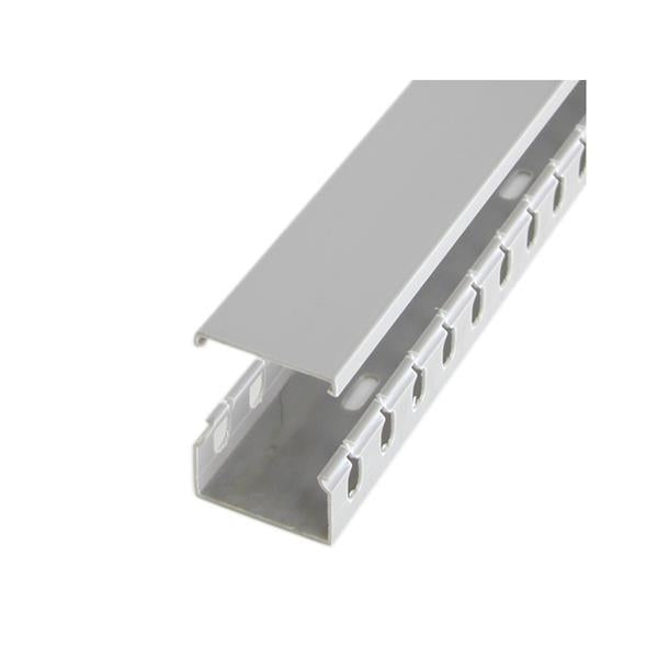 StarTech  AD105X1 Straight cable tray Grey - V&L Canada