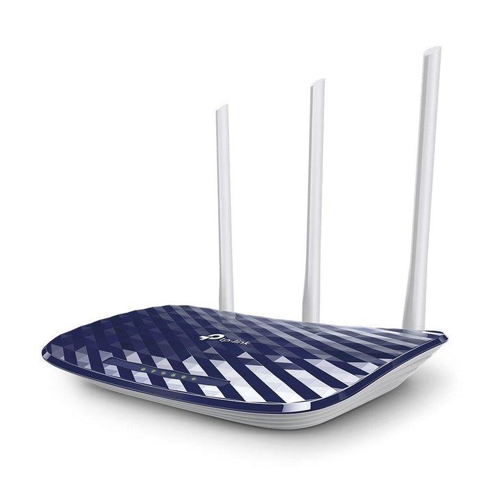 TP-Link AC750 Wireless Dual Band Router, 2.4GHz 300Mbps + 5GHz 433Mbps, 3 External Antennas (Archer C20) - V&L Canada