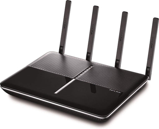 TP-Link AC2600 Dual Band Wireless AC Gigabit Router, 2.4GHz 800Mbps + 5GHz 1733Mbps, Beamforming, 2 USB 3.0 Ports, IPv6, Dual Core CPU, MIMO (Archer C2600)
