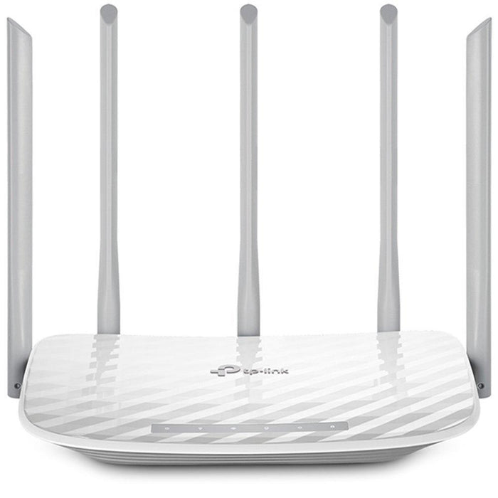 TP-LINK AC 1350 Dual-band (2.4 GHz / 5 GHz) Fast Ethernet White wireless router (ARCHER C60) - V&L Canada