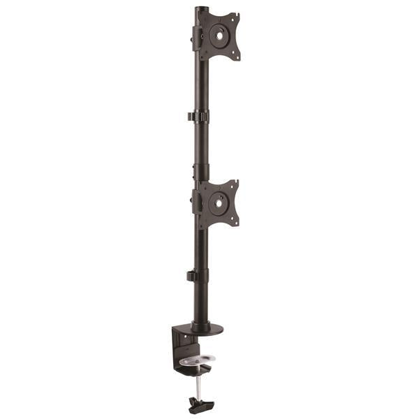 StarTech Accessory  Desk Mount Dual Monitor Vertical Retail ARMDUALV - V&L Canada