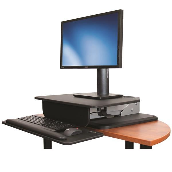 StarTech Accessory  Sit-to-Stand Workstation Retail ARMSTS - V&L Canada