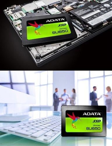 "ADATA Ultimate SU650 120GB 2.5"" Serial ATA III (ASU650SS-120GT-C)"