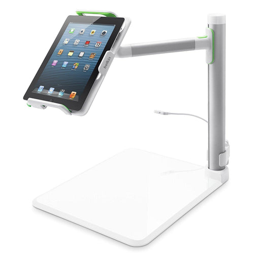 Belkin B2B054 Tablet Multimedia stand White multimedia cart/stand - V&L Canada