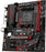 MSI Motherboard B450MGAPLUS B450M GAMING PLUS AMD RYZEN AM4 B450 32GB DDDR4 DVI/HDMI mATX Retail