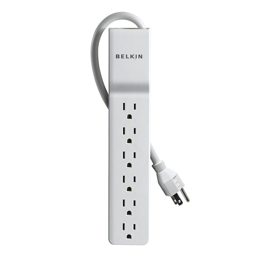 Belkin BE106000-06-CM Commercial Surge Protector 1.83m White