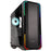 BitFenix Enso Black, ATX/mATX/Mini ITX Mid Tower Case - Tempered Glass Window, Asus AURA SYNC RGB LED Design
