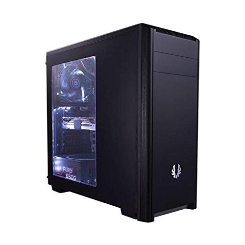 BitFenix NOVA Mid-Tower Chassis (Black, Window) (BFX-NOV-100-KKWSK-RP)