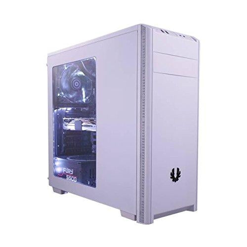 BitFenix Nova White Window ATX Mid Tower Case (BFX-NOV-100-WWWKK-RP)