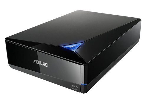 Asus Blu-ray Drive BW-16D1X-U 16X Writing speed and USB 3.0 Black Retail - V&L Canada