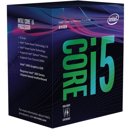BOXED 8TH GEN INTEL I5-8400 PROCESSOR (BX80684I58400) - V&L Canada