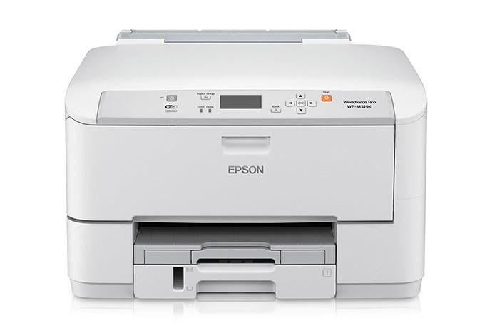 Epson WorkForce Pro WF-M5194 2400 x 1200DPI A4 Wi-Fi inkjet printer (C11CE38201-NA) - V&L Canada