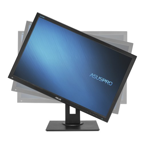 Asus LED C624BQ 24.1 inch Wide16:10 1920x1200 IPS 100M:1 5ms VGA/DVI-D/DisplayPort Speaker Retail - V&L Canada