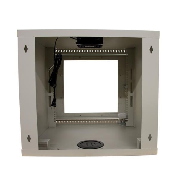 StarTech.com 10U 19in Wall Mounted Server Rack Cabinet (CAB1019WALL) - V&L Canada
