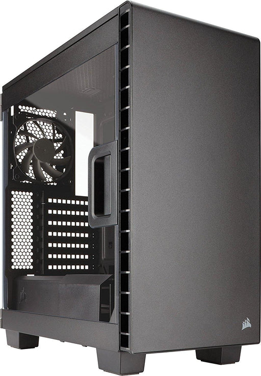 Carbide Quiet 400C Compact Mid-Tower, CC-9011081-WW , Black ATX  Case - V&L Canada