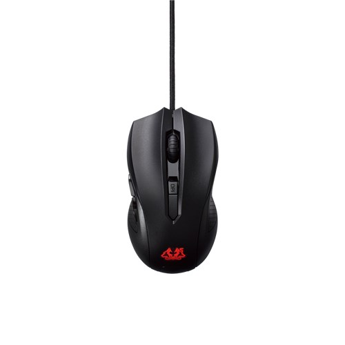 Asus Mouse CERBERUS MOUSE Wired Optical Ambidextrous 4-Stage DPI Mouse Retail - V&L Canada