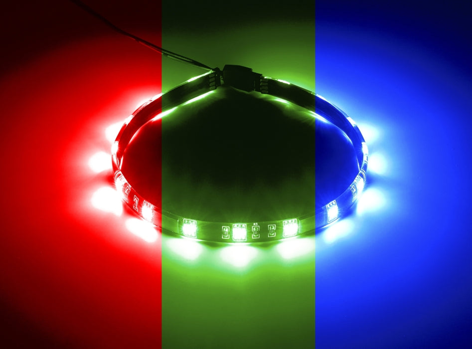 CableMod WideBeam Magnetic RGB LED Strip - V&L Canada