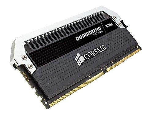 Corsair DOMINATOR Platinum 32GB (2x16GB) DDR4 2800 (PC4-22400) C14 for DDR4 Systems (CMD32GX4M2B2800C14) - V&L Canada