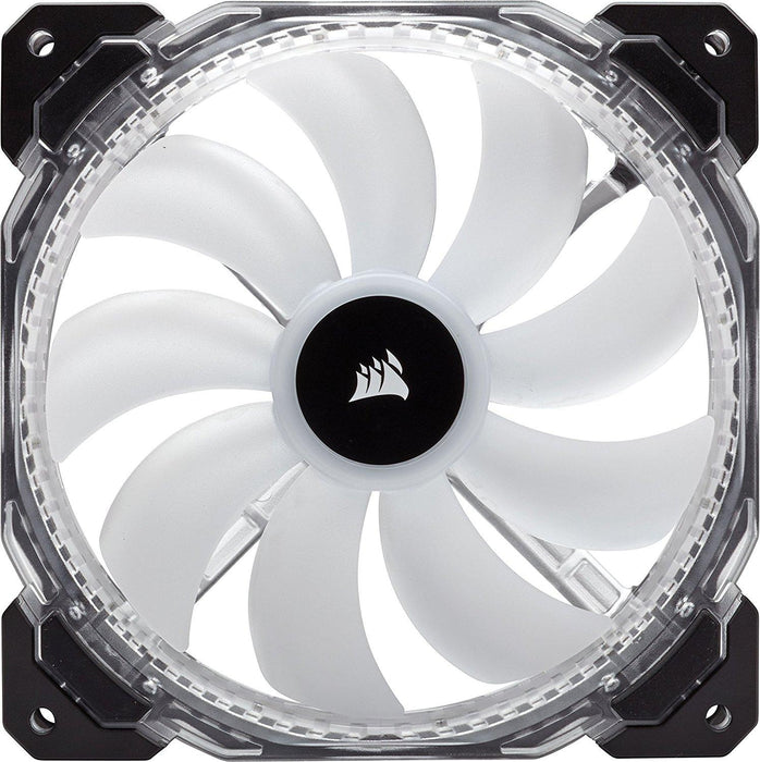 Corsair HD Series HD140 RGB LED 140mm High Performance RGB LED PWM Dual Fans with Controller (CO-9050069-WW) - V&L Canada