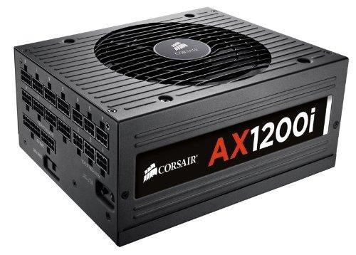 Corsair AX1200i 1200W ATX Black power supply unit (CP-9020008-NA) - V&L Canada
