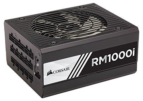 Corsair Corsair RM1000i High Performance Power Supply ATX12V/EPS12V 1000 Power Supply CP-9020084-NA - V&L Canada