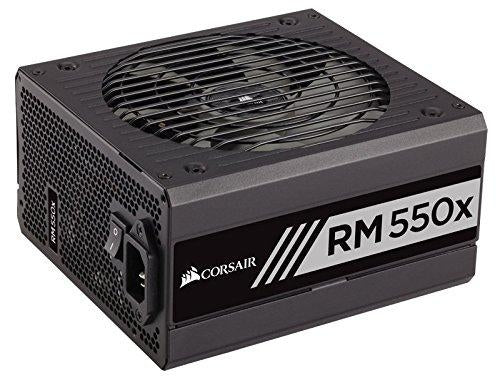 Corsair RMx Series, RM550x, 550 Watt (550W), Fully Modular Power Supply, 80+ Gold Certified (CP-9020090-NA) - V&L Canada