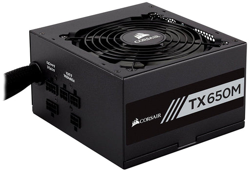 Corsair CP-9020132-NA TX Series TX650M 650W 80+ Gold Modular Power Supply - V&L Canada