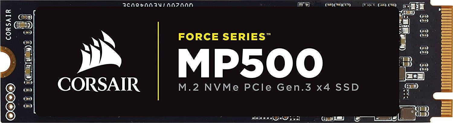 Corsair Force MP500 Series M.2 SSD 240GB Internal Drive (CSSD-F240GBMP500) - V&L Canada