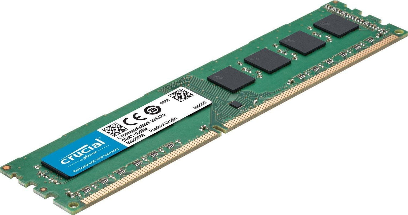 Crucial Memory CT102464BD160B 8GB DDR3L 1600 Unbuffered 1.35V Retail - V&L Canada
