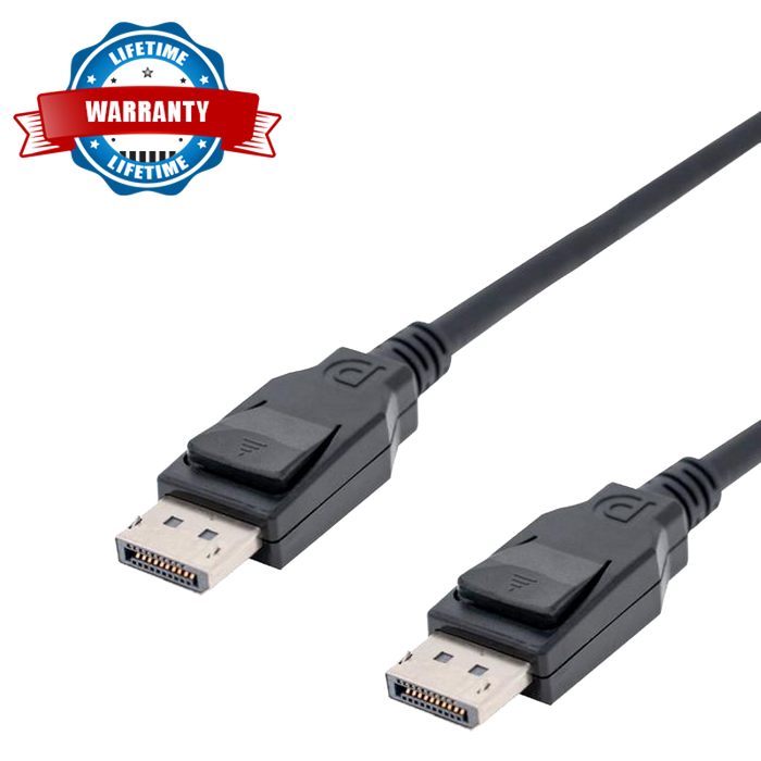 Phoenix Cable 6 feet Active DisplayPort Cable - DP to DP M/M