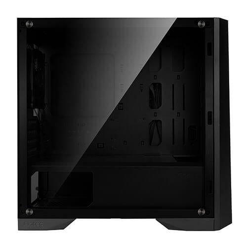 Antec CS DP301M Dark Phantom series compact microATX Gaming Case Retail