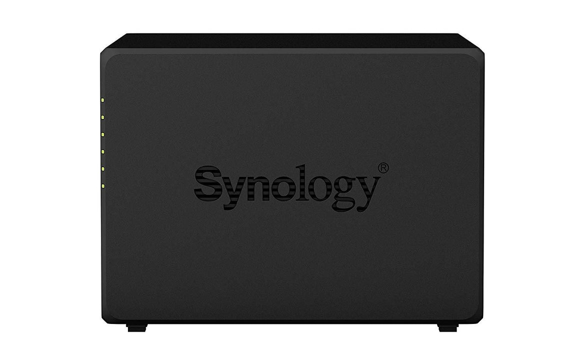 Synology DiskStation DS1019+ storage server Ethernet LAN Tower Black NAS