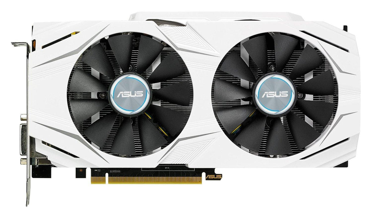 GeForce GTX 1060 6GB OC Ed (DUAL-GTX1060-O6G)