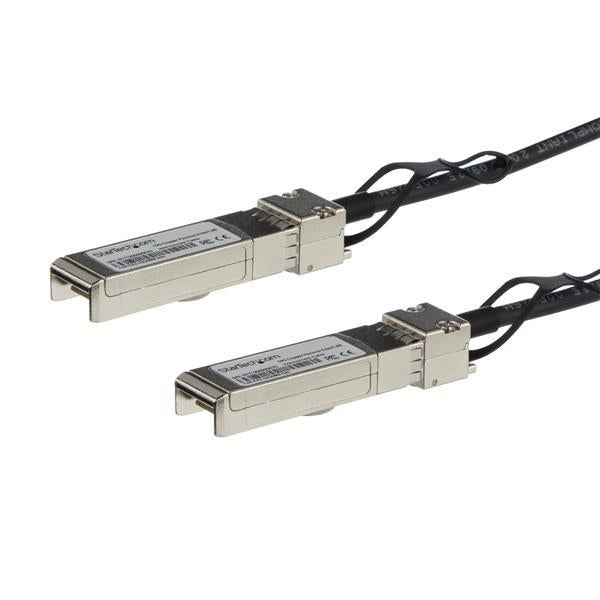 StarTech Juniper  Compatible - SFP+ Direct Attach Cable - 1 m (3.3 ft.)  EXSFP10GE1M - V&L Canada