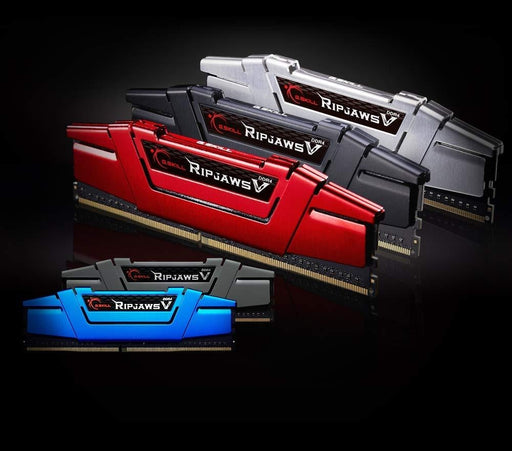 G.SKILL Ripjaws V Series F4-2800C15D-8GVRB DDR4 2800MHZ 8GB(4GBX2) 15-16-16-35 Memory Kit