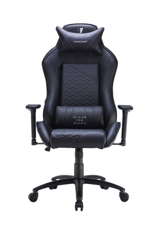 Tesoro TS-F710 Zone Balance Gaming Chair - Black/White or Red or White - V&L Canada