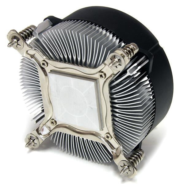 StarTech Fan  95mm CPU Cooler Fan with Heatsink for LGA1156 /1155 /1151 /1150 PWM Retail (FAN1156PWM) - V&L Canada