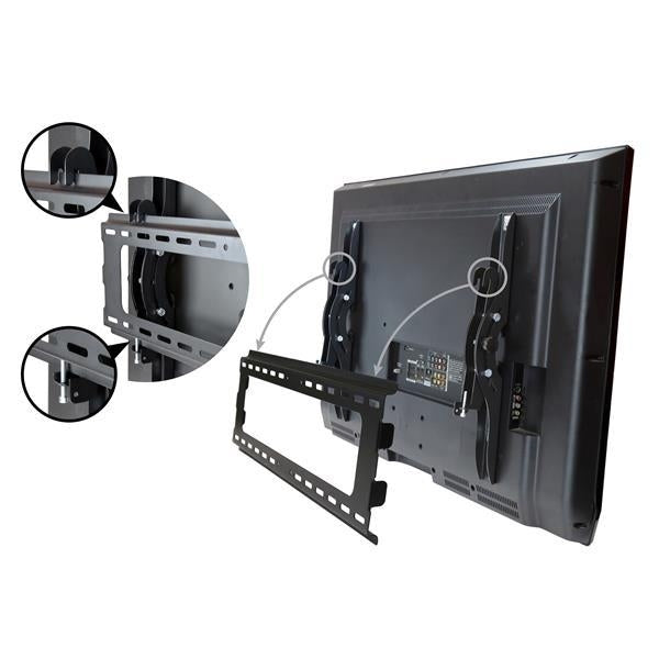 StarTech Accessory  Flat-Screen TV Wall Mount for 32 inch to 70 inch LCD/LED/ Plasma TV Retail (FLATPNLWALL) - V&L Canada