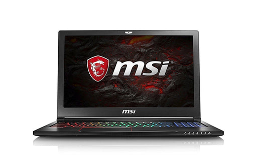 MSI GS63VR 7RF-492CA Stealth Pro 15.6 FHD 120hz VR Gaming Notebook - V&L Canada