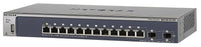 NETGEAR ProSAFE M4100-D12G 12-Port Gigabit Managed Switch w/ Fiber SFP Uplinks (GSM5212-100NES) - V&L Canada