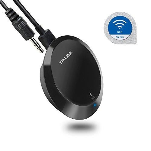 TP-LINK HA100 20m Black Bluetooth music receiver - V&L Canada