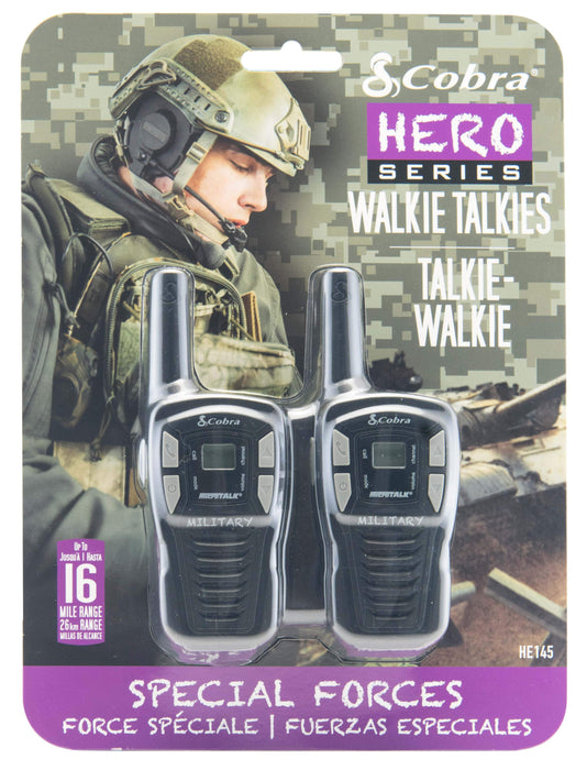WALKIE TALKIE KIDS HERO SF HD  2PK (HE145HD)